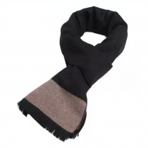 Wool Cashmere Winter Warm Scarf Neck Wrap Scarves Mens Scarves,P