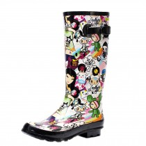 Women's Rainwear Rain Boot Shoes/ Lightweight And Comfotable/ Fashion Style   E