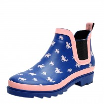 Women's Rainwear Rain Boot Shoes/ Lightweight And Comfotable/ Fashion Style  M