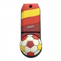 Lovely The World Cup USB 2.0 Flash Drive Memory Stick Memory Disk 32GB Spain