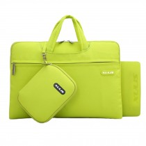 """Laptop Bag Case Sleeve Briefcase with Pocket + Mouse Pad for 13.3"""" Macbook"""