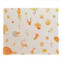 Fresh Artistic Mouse Pad Cute Cartoon Non-Slip Soft Natural Rubber Mat  N