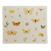 Fresh Artistic Mouse Pad Cute Cartoon Non-Slip Soft Natural Rubber Mat  O