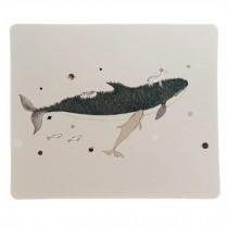 Fresh Artistic Mouse Pad Cute Cartoon Non-Slip Soft Natural Rubber Mat  P