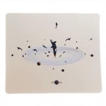 Fresh Artistic Mouse Pad Cute Cartoon Non-Slip Soft Natural Rubber Mat  Q