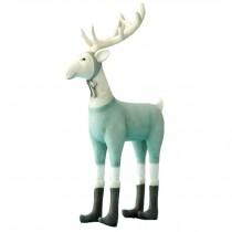 Resin Craft Deer Christmas Gift Dressing Home Decoration Animals Designer