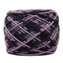 Soft Cotton Linter Yarn Thick Quick Yarn Premium Mix-colored Yarn, No.1