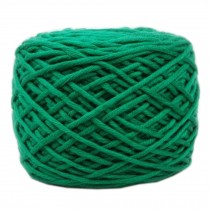 Soft Thick Quick Yarn Premium Yarn Cotton Linter Scarf Yarn, Deep Green