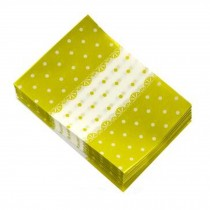 Beautiful Candy Wrappers Candy Greaseproof Paper Twisting Wax Papers, NO.5