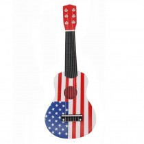 Toy Uke Guitar,Kid's Fancy Dynamic Music Guitar Toy