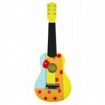 Toy Uke Guitar, Kid's Fancy Dynamic Music Guitar Toy