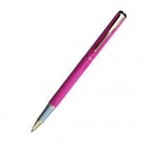 Business Personalized Beautiful Liquid Gel Pen Metal Barrel,purple