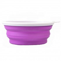 Pet Supplies for Dogs Collapsible outdoor dog bowls Lightweight Easy to Carry