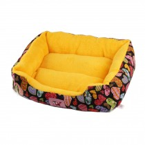 Soft Warm Indoor Quiet Time Pet Bed/sofa,NO.2,heart