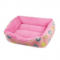 Soft Warm Indoor Quiet Time Pet Bed/sofa,NO.2,pink,fun