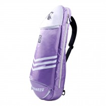 Waterproof Badminton Racket Cover Racquet Bag Sling Bag Backpack Sports - Purple