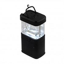 Indoor&Outdoor Camping Hiking Emergency LED Lantern Flashlight,black B