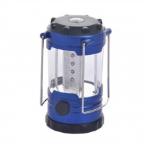 Indoor&Outdoor Camping Hiking Emergency LED Lantern Flashlight,blue