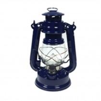 Indoor&Outdoor Camping Hiking Emergency LED Lantern Soft Light,dark blue