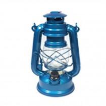 Indoor&Outdoor Camping Hiking Emergency LED Lantern Soft Light,blue