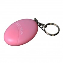 Emergency Self-Defence Electronic Personal Security Keychain Alarm - Pink