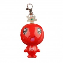 Lovely Emergency Self-Defence Electronic Personal Security Keychain Alarm