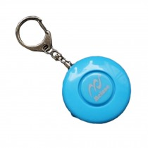 Lovely Emergency Protective Personal Security Keychain Alarm - Blue