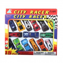 15 Car Gift Pack/ Best Gifts For Boys (Styles May Vary)
