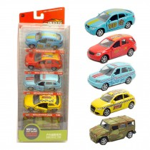 5 Car Gift Pack/ Best Gifts For Boys (Styles May Vary)     H