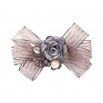 Stylish Hair Clip Creative Gifts Hair Pin Barrettes Spring Clip, 1 piece (A)