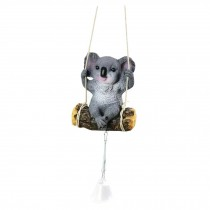 Koala Wind Chime Outdoor Balcony Bedroom Wind Bells Pendant Wind Chimes for Kids