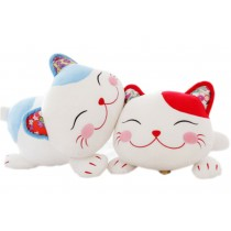 Set of 2 Lucky cat Car Odor Charcoal Bag Car Air Freshener/Purifying Bag