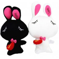 Set of 2 Rabbit Car Odor Charcoal Bag Car Air Freshener/Purifying Bag