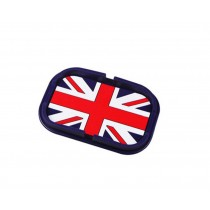 British Flag,Cartoon Silcon Non-slip Car Mat Dashboard Phone Holder