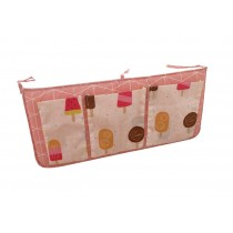 Multi-function Receive Bag/Diaper Stacker High-capacity, 62*28cm