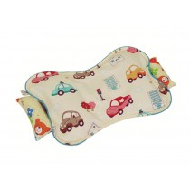 New Adjustable Prevent Flat Head Pillow Toddler Infant Baby Pillow Cars