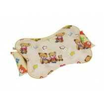 New Adjustable Prevent Flat Head Pillow Toddler Infant Baby Pillow Bears