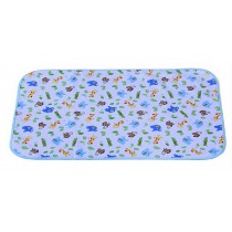Toddler Waterproof Washable Diaper Changing Mat Pad(Monkey)-50*70cm