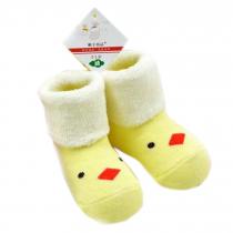 Yellow Toddler Anti Slip Skid Shocks Baby Stockings Newborn Infant Shoes