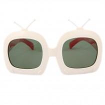 Toddler Sunglasses Kids Sun Protection Children Summer Eyewear WHITE FRAME