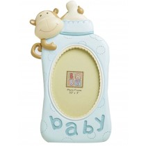 5-inch Cute Feeding Bottle Baby Photo Frame Wall Children Photo Frame