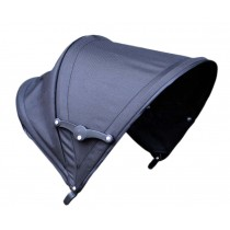 [BLACK]  Baby Stroller Sunshade Maker Infant Stroller Canopy Cover