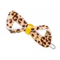 Set of 2 Flower Hair Pin Fashion Hair Clip Creative Hairpin,Bright Yellow