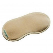 Set Of 2 Soft Comfortable Sleep Eye Mask Office Sleep Eye Mask Eyeshade BEIGE
