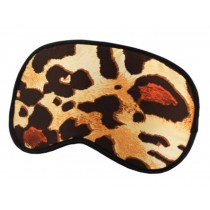 Lovely Eye Mask Mulberry Silk Eyeshade Sleep Eye Mask Style B