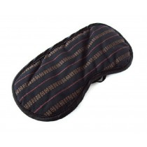 Comfortable Sleep Eye Mask Office Sleep Eye Mask With Adjustable Strap