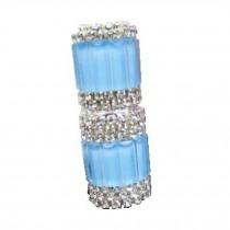 Blue 5ml Roll-on Bottles/ Perfume Bottles / Essential Oil Bottles Gift
