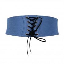 Dress/Shirt Women Wide Waistband Obi Belts Waist Band Elastic Belts Waist Belt