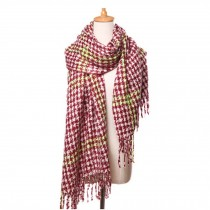 Fashion Lovers Scarf/Blanket Scarf/Cozy Large Size Scarf/Winter Warm Wool Shawl