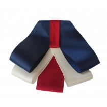 Professional Neckties for Women Three Colors Style Ties(Concise Cravat)